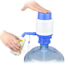 5 Gallon Bottled Drinking Water Hand Press Manual Pump Dispenser Large SK