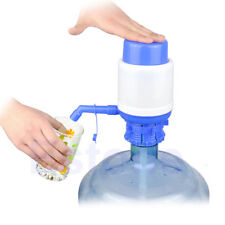 5 Gallon Bottled Drinking Water Hand Press Manual Pump Dispenser Large 2018