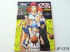 Kuroko no Basuke TV Illustration Works Japanese Artbook JP Kuroko's Basketball