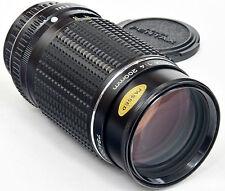 PK 200mm F4 PENTAX-M === como nuevo ===