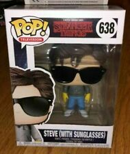 Funko Pop Strangers Things Steve (with Sunglasses) Television Action Figure