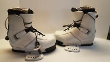 Ronix One Wakeboard Boots Bindings