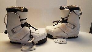 Ronix One Wakeboard Boots Bindings