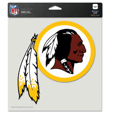 Washington Redskins Car Window Decal 8 Die Cut Decal Color