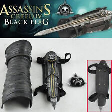 Assassin's Creed 4 Black Flag Pirate Cosplay Hidden Blade Edward Kenway Gauntlet