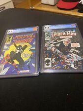 Marvel Team Up 141 8.0 Spectular Spiderman 90 9.2 CGC Lot