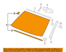 GM OEM-Windshield Glass 15910710