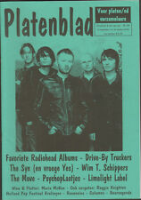 PLATENBLAD 158 RADIOHEAD Drive-By Truckers YES The SYN The MOVE Wim T Schippers