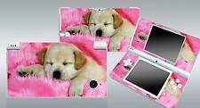 Cute Dog Vinyl Decal Skin Sticker for Nintendo DSi NDSi