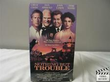 Nothing But Trouble VHS Chevy Chase, Dan Aykroyd, Demi Moore, John Candy