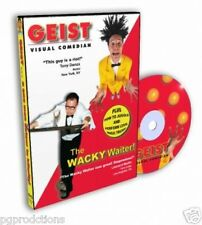 New DVD Magic Tricks Gags Joke Juggling Clown Mime Circus Skills Comedy Beginner