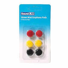 Altai 3 Pairs of 18mm Earphone Pads A070AC - Postage