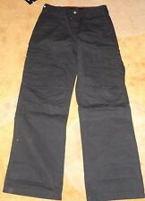 Hornee Jeans Black SA-M9 Motorcycle Size 32 With Freedom Unseen Jeans