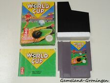 Nintendo NES Game: World Cup [PAL B] (Complete) [FAH]