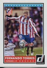 Donruss tarjeta de fútbol 2015 base #28 Fernando Torres