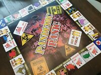Pandemic Panic New Board Game Latest Craze free delivery!!