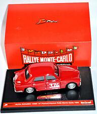 Alfa Romeo 1900 Rallye Monte Carlo 1955 #374 Pochon/Honore 1:43 Brumm