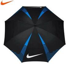 Nike GGA306 Umbrella Strong Windproof Automatic Open Large Golf Umbrella Blue