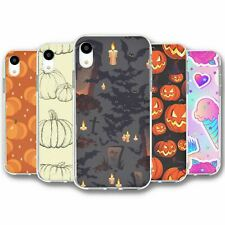 For iPhone XR Silicone Case Cover Halloween Collection 5