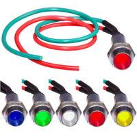 LED Leuchtmelder Kontrollleuchte Signalleuchte Signallampe 5V 12V 24V Indicator