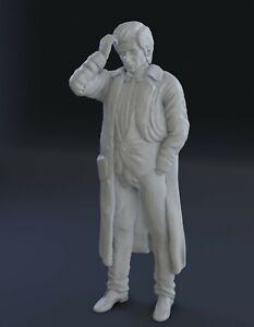 COLUMBO PETER FALK - 2 Figure Set - 1:18 scale 3D Printed Detective TV Show