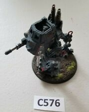 GW 40k Astra Militarum Imperial Guard Armored Sentinel Armageddon Well Painted