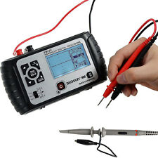 Digital Storage Oscilloscope Handheld Scope Meter DSO DMM 25MHz Single Channel