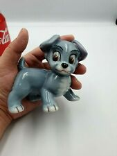 More details for  vintage wade disney blow up scamp figurine (lady and the tramp)