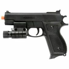 UKArms M777R Spring Airsoft Pistol with Laser Sight 6mm Hand Gun