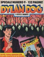 fumetto DYLAN DOG BONELLI SPECIALE numero 9 con ALBETTO