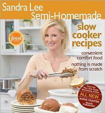 Semi-Homemade Slow Cooker Recipes (Sandra Lee Semi-Homemade) by Sandra Lee
