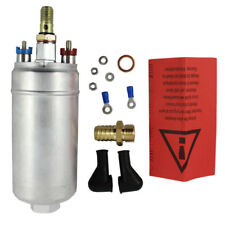 New 300LPH Universal External Inline Fuel Pump Replaces for Bosch 0580254044
