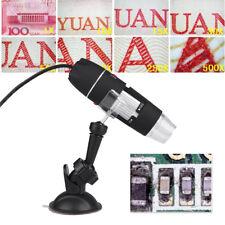 488D D168 GBM Cámara 2MP 50-500X Microscopio Digital Endoscopio USB 8 LED 8 LED