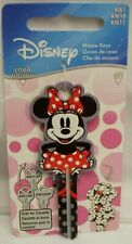 Disney Minnie Mouse Blank Reversible House Key! Kw1 / 66 Free Next Day Shipping!