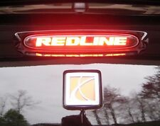 Saturn Sky REDLINE 3rd Third  Brake Light Decal Overlay Sticker