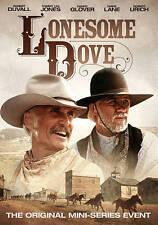 LONESOME DOVE (DVD, 2015, 2-Disc Set) THE ORIGINAL MINI-SERIES BRAND NEW