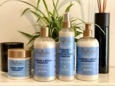 Shea Moisture Manuka Honey and Yogurt Shampoo & Conditioner 4 Piece Gift Set