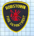 Fire Patch - ROBSTOWN
