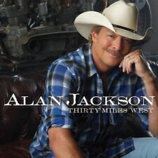 CDs de música country Alan Jackson