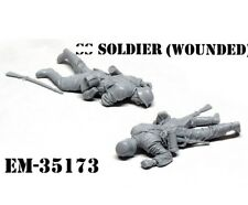 Evolution Miniatures 1/35 German Soldier (wounded)
