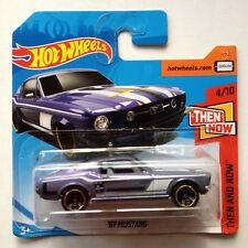 Hot Wheels 1967 Ford Mustang