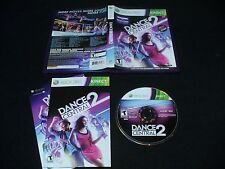 Dance Central 2 (Microsoft Xbox 360, 2011) Kinect Required