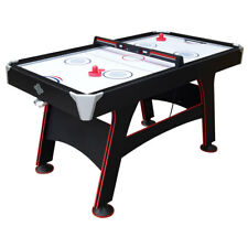 "Lancaster 66"" Indoor Family Gameroom Air Powered Hockey Table & Accessories"