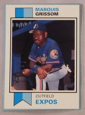 1993 SCD Sports Card Pocket Price Guide Marquis Grissom Expos #7 Baseball Card