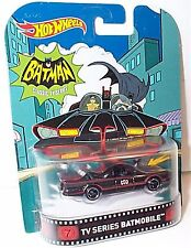 Batman TV series Batmobile 1966  1-64 scale new in packet