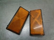 98 1998 Skidoo Ski Doo Summit 670 Snowmobile Body Amber Reflectors Reflect