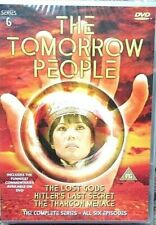 The Tomorrow People - Series 6 (DVD) - New