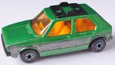 MATCHBOX LESNEY No7 VOLKSWAGEN VW GOLF 1975-1977. UK DISPATCH