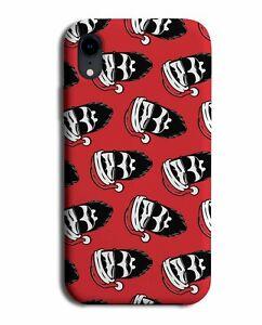 Hipster Santa Pattern Phone Case Cover Santas Beard Bearded Mens Christmas M397