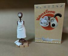 """Wallace & Gromit Robert Harrop figurine """"A Baker's Dozen"""" 2009"""